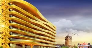Taksim Petek Residence Dap Yapı imzası ile yükseliyor!