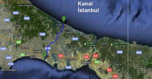 Torba Tasarı'da Kanal İstanbul'da var!