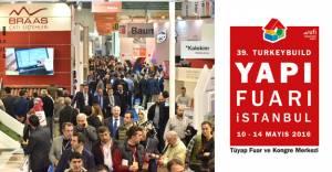 TURKEYBUILD İSTANBUL başlıyor!