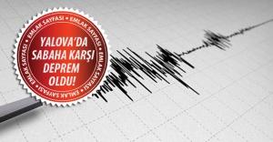 Türkiye'de 3 bölgede yaşanan depremler korkuttu!