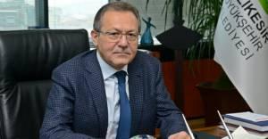 """""""Balıkesir'i bu projelerle Bursa ve İzmir'le yarıştıracağım"""""""