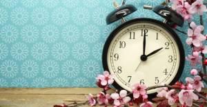 Unutmayın, saatlerinizi ileri alın!