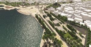Üsküdar Meydan ve Sahil Yolu projesi 2018'de bitecek!