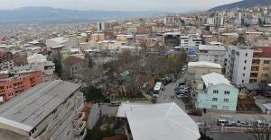 Yıldırım'da tarihi 'Osmanlı Mahallesi' kurulacak!