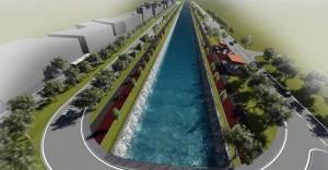 Yunuseli kanalı ile modern kentleşme