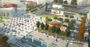 Zağnos Paşa Kent Meydanı projesini halk belirleyecek!