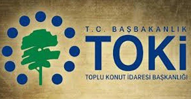TOKİ Ankara'da 314 konut inşa edecek!