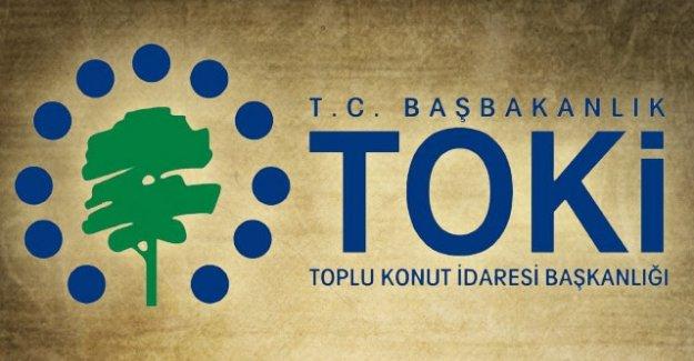 Toki Bursa'da 4 bin TL peşinatla ev satacak!Bugün son...