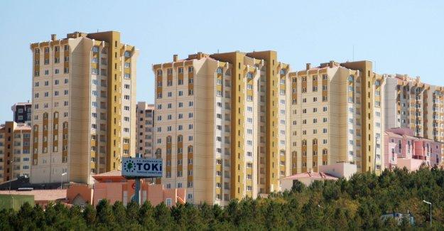 TOKİ'den 29 ilde 125 taşınmaz satışı!