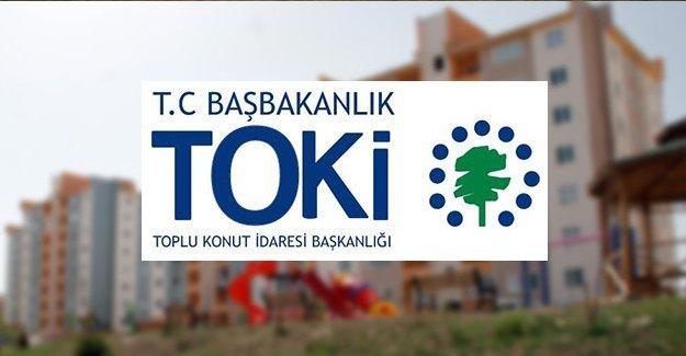 Antep'te gazi ve şehit yakınlarına TOKİ'den konut!