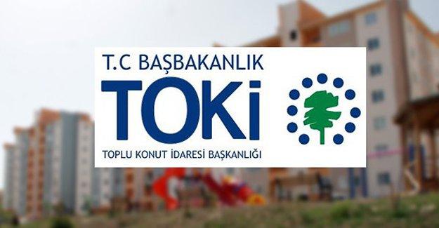 TOKİ Erbaa konutlarında başvuru süresi sona erdi!