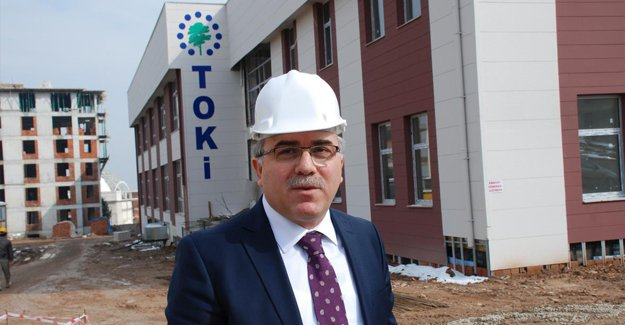 TOKİ hedef büyüttü, İstanbul'a 7500 yeni konut!