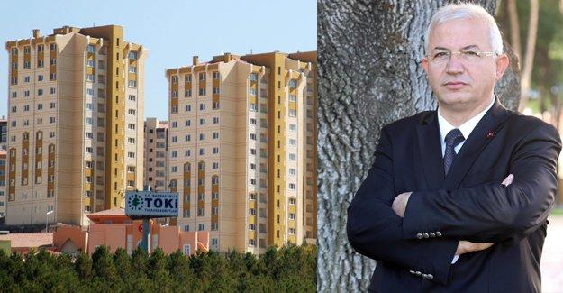 TOKİ ve Torbalı Belediyesi'nden arsa takası!