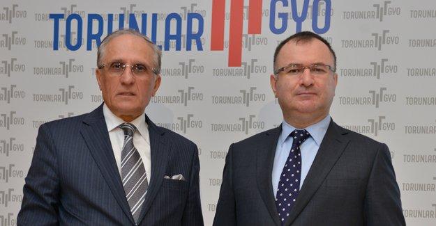 Torunlar GYO'dan 2,1 milyar lira yatırım hedefi!