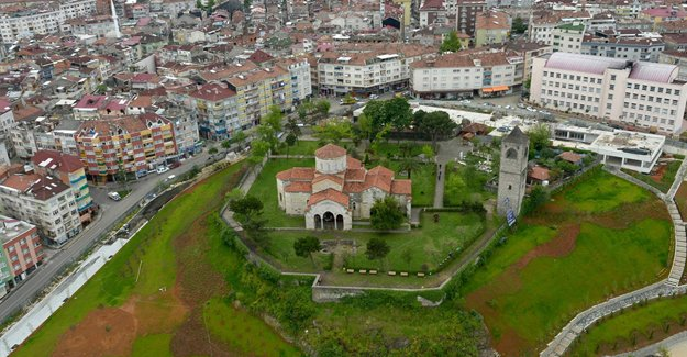 Trabzon'da kentsel dönüşüm için 254 bina yıkıldı!