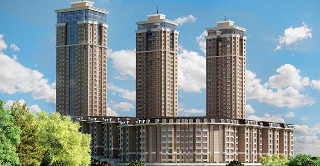 Trendist Ataşehir'de son 60 daireye yüzde 0,60 faiz fırsatı!