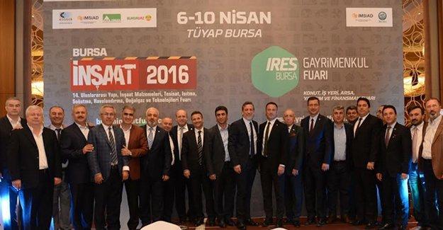 Türkiye'nin en büyük gayrimenkul fuarı Bursa'da!