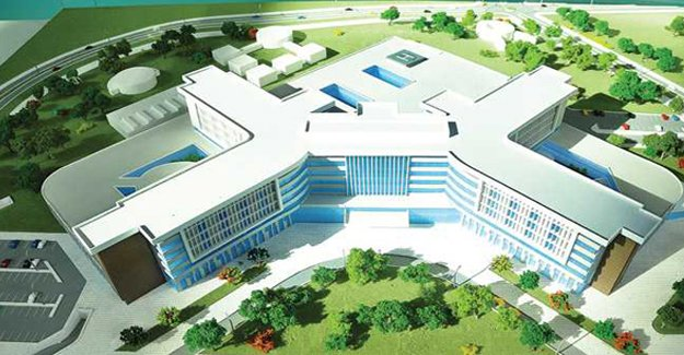 Türkiye'nin ve Avrupa'nın en büyük şehir hastanesi Ankara'da açılıyor!