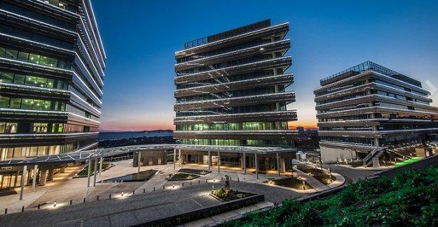 Türkiye'nin ilk Leed Platinum sertifikasına sahip ofis kampüsü