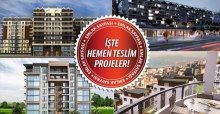 Hemen Teslim Bursa Konut Projeleri! İşte 10 proje ve fiyatları...
