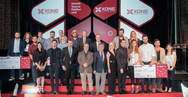 XONE Seramik Tasarım Ödülleri sahiplerini buldu!
