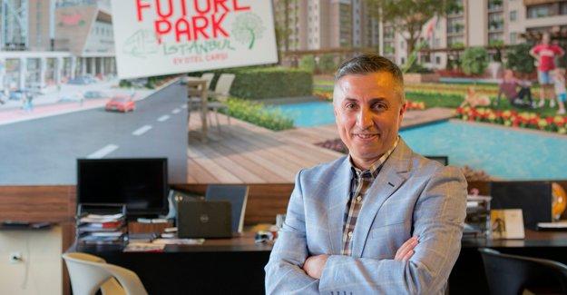 Katarlı yatırımcıyla yeni bir proje; Future Park!
