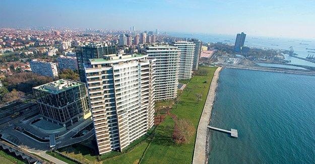Yalı Ataköy Apart fiyat!
