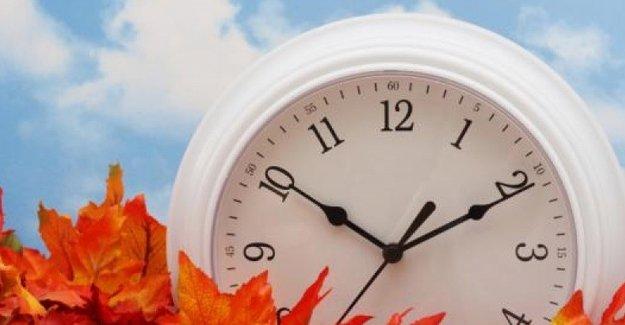 Yarın saatleriniz 1 saat geri kalmış olabilir! Dikkat!