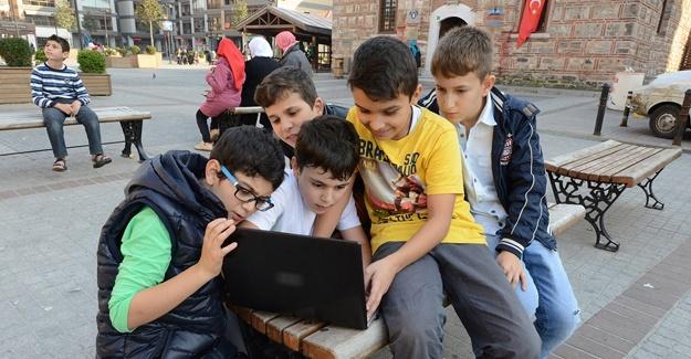 Yıldırım Belediyesin'den  ücretsiz internet hizmeti!