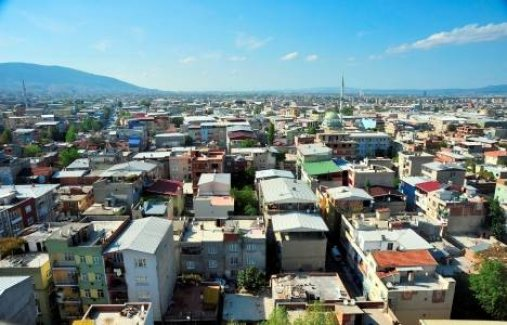 Bursa Yıldırım kentsel dönüşüm son durum