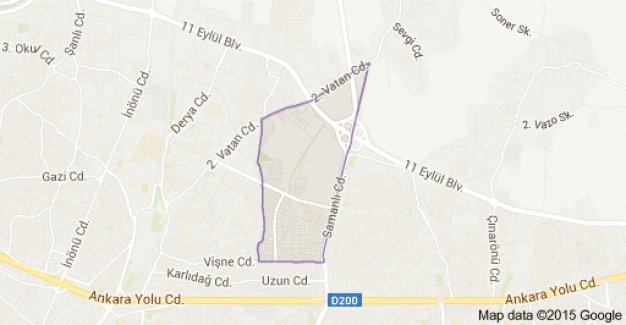 Yıldırım Yunusemre mahallesi imar plan değişikliği askıda!