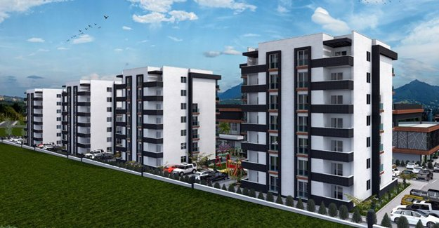 Yüksekoba Residence&Avm Nilüfer'de yükseliyor!