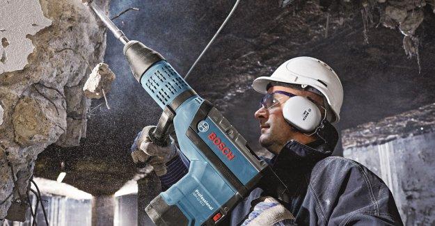 Zor Uygulamalar için dayanaklı ve güçlü Bosch Professional
