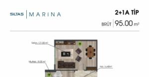 Siltaş Marina daire planları!