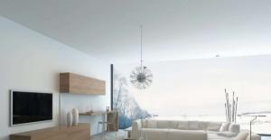 Tima Terrace projesi örnek daire!