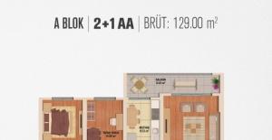 Bizim Evler 8 daire planları!
