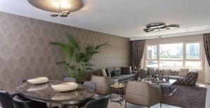 Kaşmir Mavi Orkide Evleri örnek daire