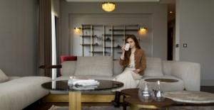Keyvan Acrux Residence & Mall örnek daire!
