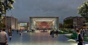 Yeni Atatürk Kültür Merkezi - AKM projesi tanıtıldı!