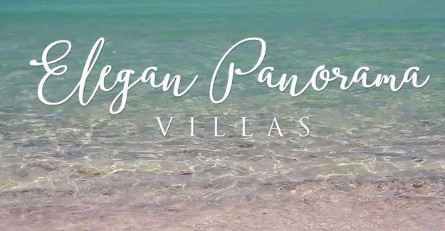 Elegan Panorama Villas'ta lansmana özel indirim!