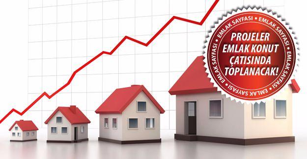 Emlak Konut'ta projeler 0,7 faiz ve 10 yıl vade imkanı ile satılacak!