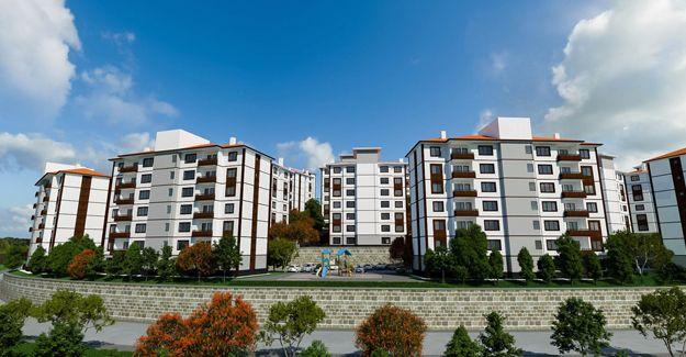 TOKİ Tokat Dedeli'ye 436 konut inşa edilecek!