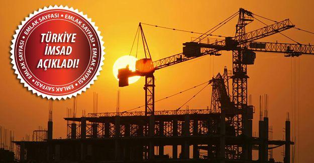 2016 yılı ilk çeyrek döneminde inşaat harcamaları yüzde 13.4 arttı!