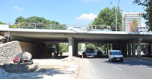 Ankara Hipodrom Caddesi'nin varyant bağlantısı genişletiliyor!
