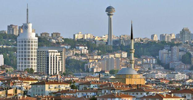 Ankara'nın en değerli 10 mahallesi!