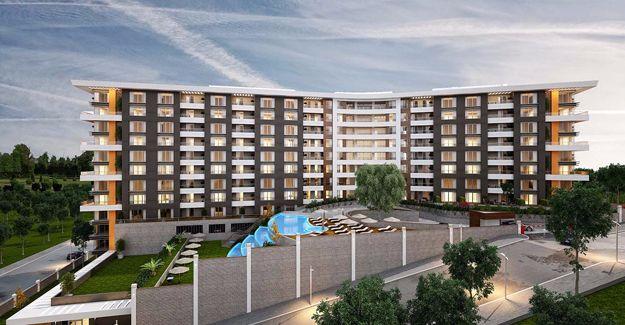 Asmira Loft İzmir Karşıyaka'da yükseliyor!