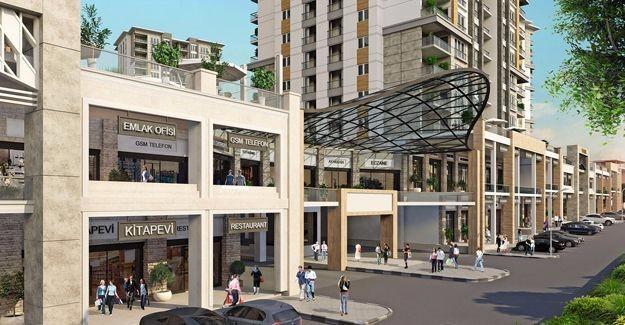 Başakşehir Merkez Çarşı'da 165 dükkan 6 saatte satıldı!