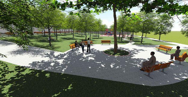 Buca'ya 6 yeni park yapılıyor!
