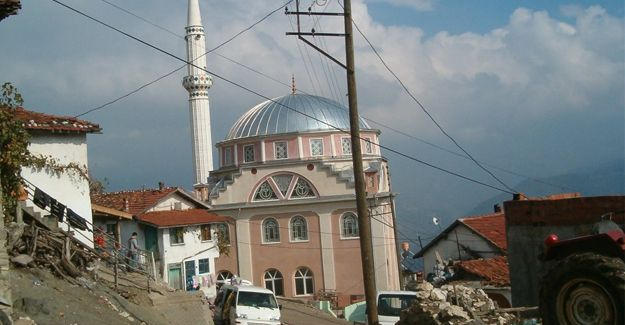 Bursa Dağakça Mahallesi'ne meydan ve hizmet binası yapılacak!