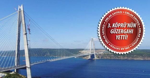 Garipçe-Poyrazköy hattında 80 liralık arsa bugün 700 lira!